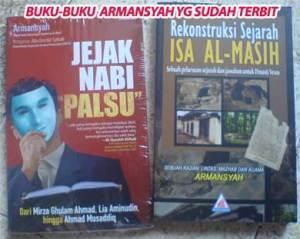 Kedua Buku Armansyah