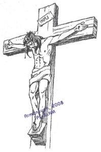 Penyaliban Yesus dalam banyak gambar