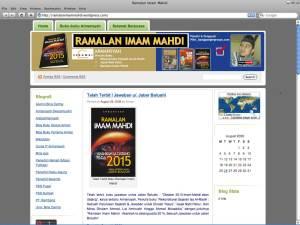 Ramalan Imam Mahdi