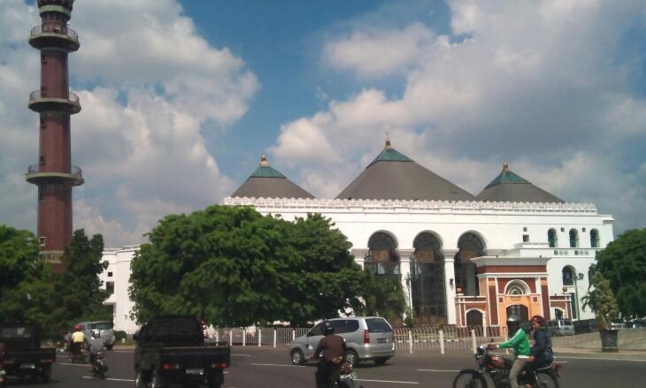 Image result for sejarah islam di palembang