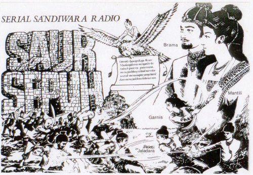 ... Sandiwara Radio Saur Sepuh Arsip Armansyah Saur Sepuh Diera 80 An