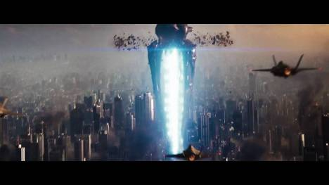 Ilustrasi film Man of Steel
