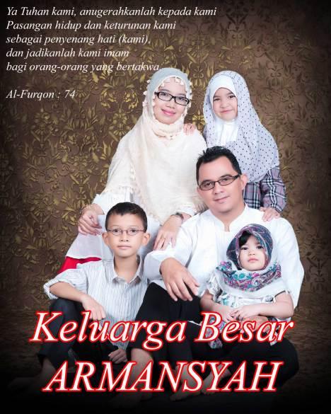 Keluarga Besar Armansyah